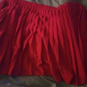 CLOSET CLEAR OUT American Apparel Pleated Skirt